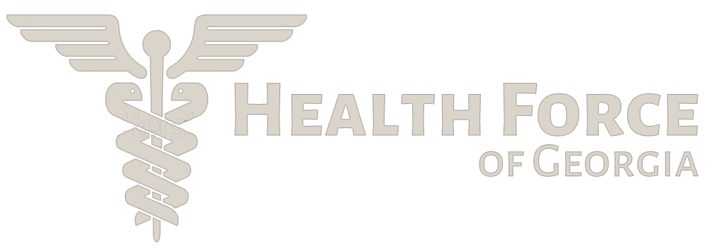 Health Force of Georgia logo