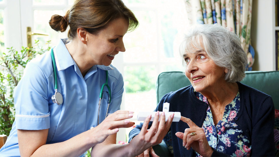 Home Care Services from Healthforce of Georgia