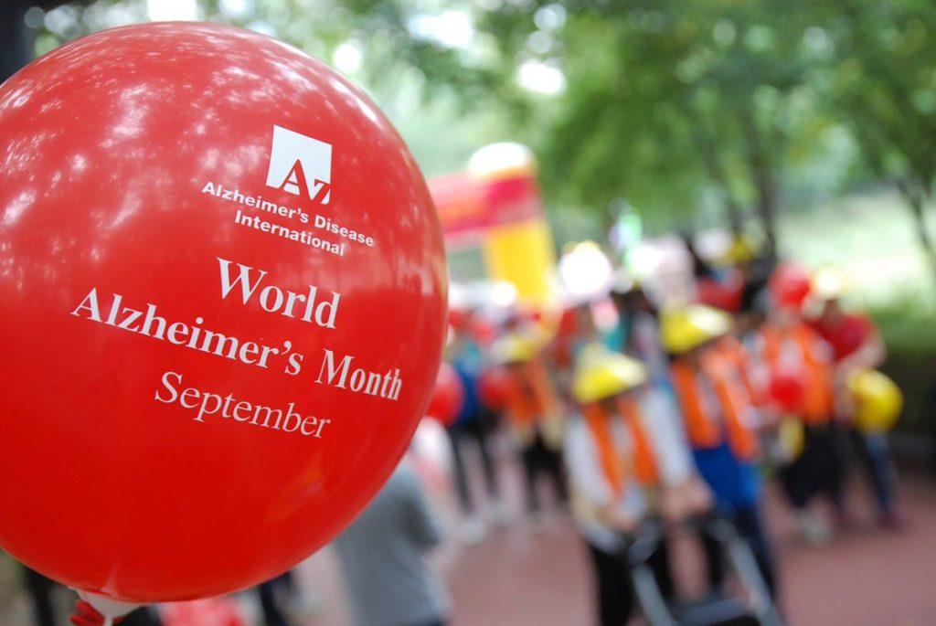 September is Alzheimer's Awareness Month