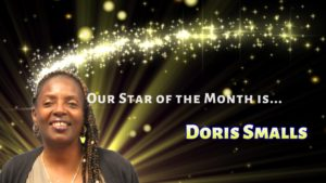Doris Small - Star of the Month - August 2019