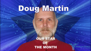 Doug Martin is the HFGA Star of the Month