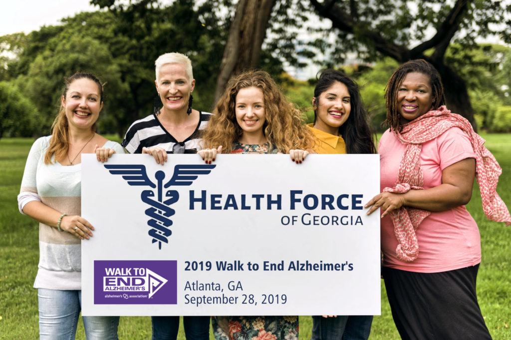 2019 Walk to End Alzheimer's – Georgia Chapter of the Alzheimer's Association
