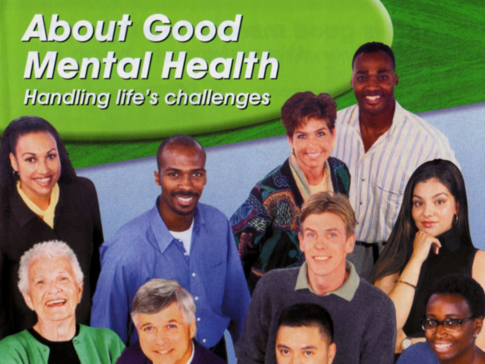 About Good Mental Health Training - Health Force of Georgia