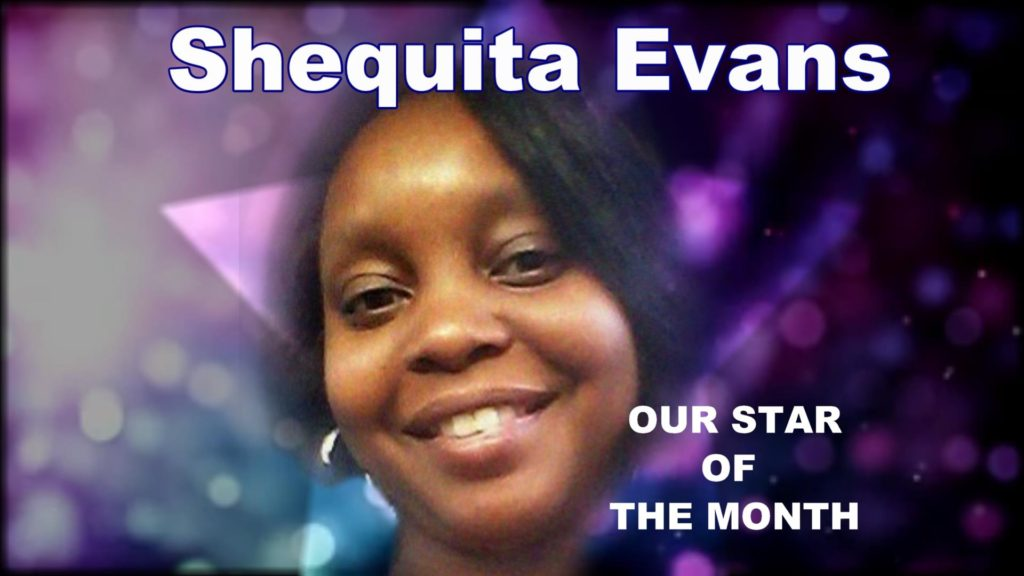 Shequita Evans is the Health force of Georgia Star of the Month for November