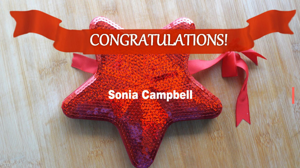 Sonia Campbell - Health Force of Georgia's Star of the Month for December 2019.