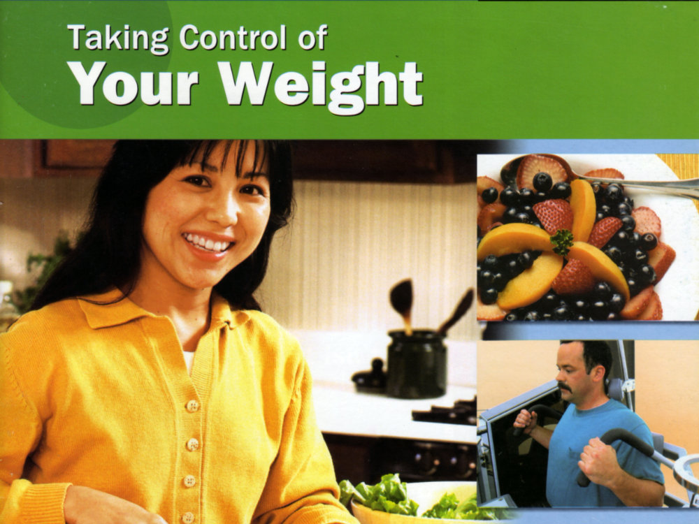 Taking Control of Your Weight