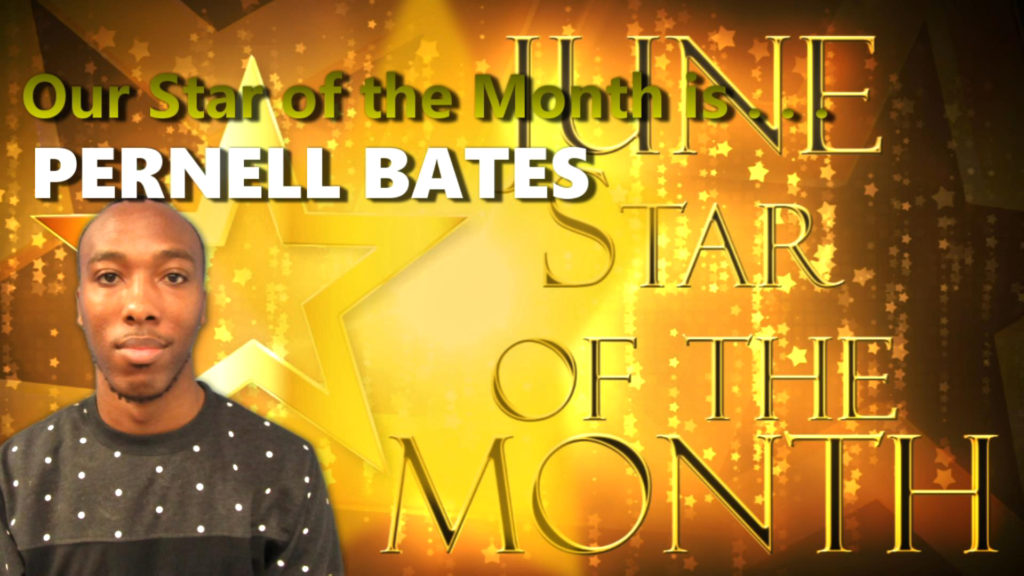 Parnell Bates is the Health Force of Georgia Star of the Month for June 2020