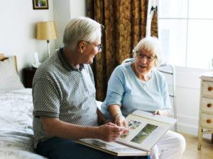 Seniors Choosing where to live
